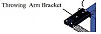 Throwing Arm Bracket