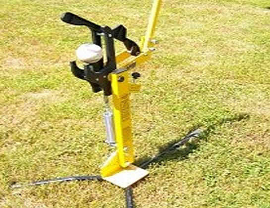 backyard pitching machine