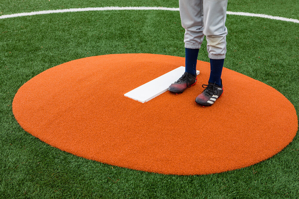 OVERSIZED STRIDE OFF GAME MOUND - 6 inches