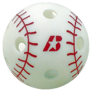 Baden Whiffle Ball with Red seams 10 Dozen Per Case