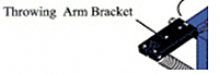Throwing Arm Bracket