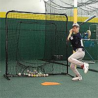 Portable Baseball Softball Catch Net Screen