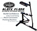 Blue Flame Ultimate Pitching Machine Louisville Slugger UPM 45 shipping to France and Germany