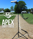Apex Soft Toss Machine